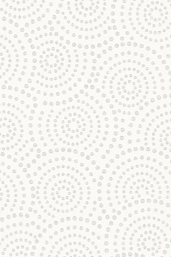 Vliestapete mit geometrischem Muster