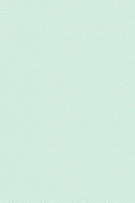Dream of Spring non-woven wallpaper, MINT, detail