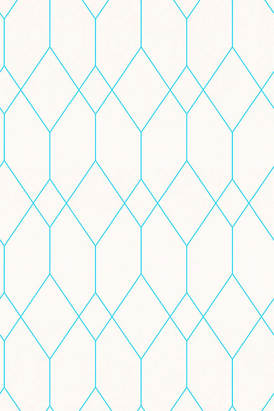 Esprit - Wallpaper with geometric pattern