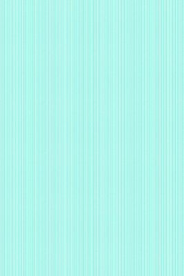 Wallpaper with fine vertical stripes, MINT, detail