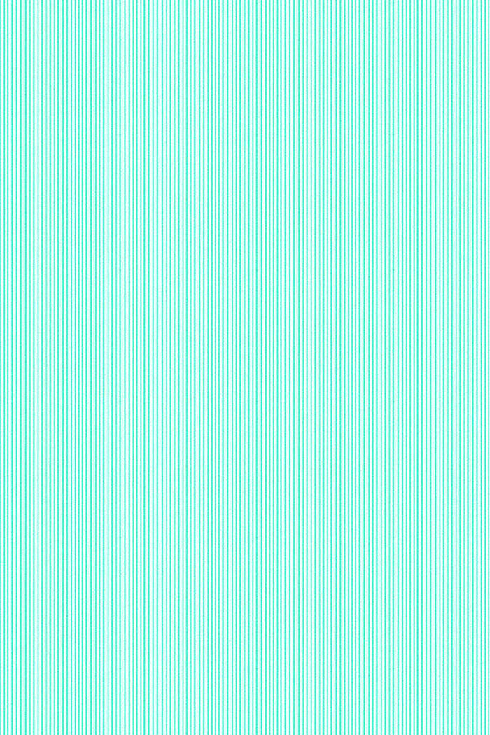 Wallpaper with fine vertical stripes, MINT, overview