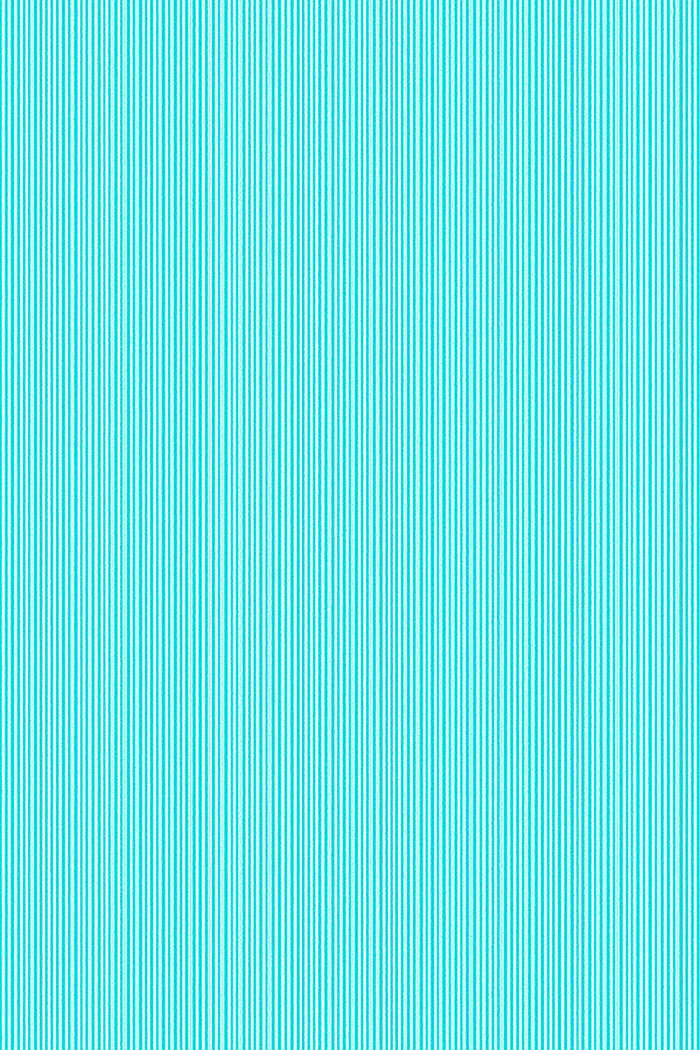 Wallpaper with fine vertical stripes, TURQUOISE, detail image number 0