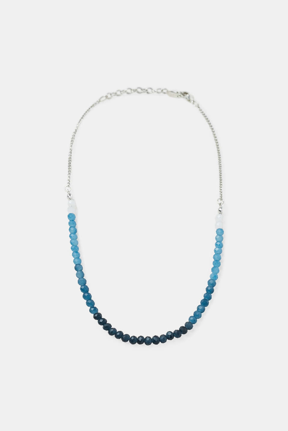 Esprit - Necklace with multi-coloured glass beads