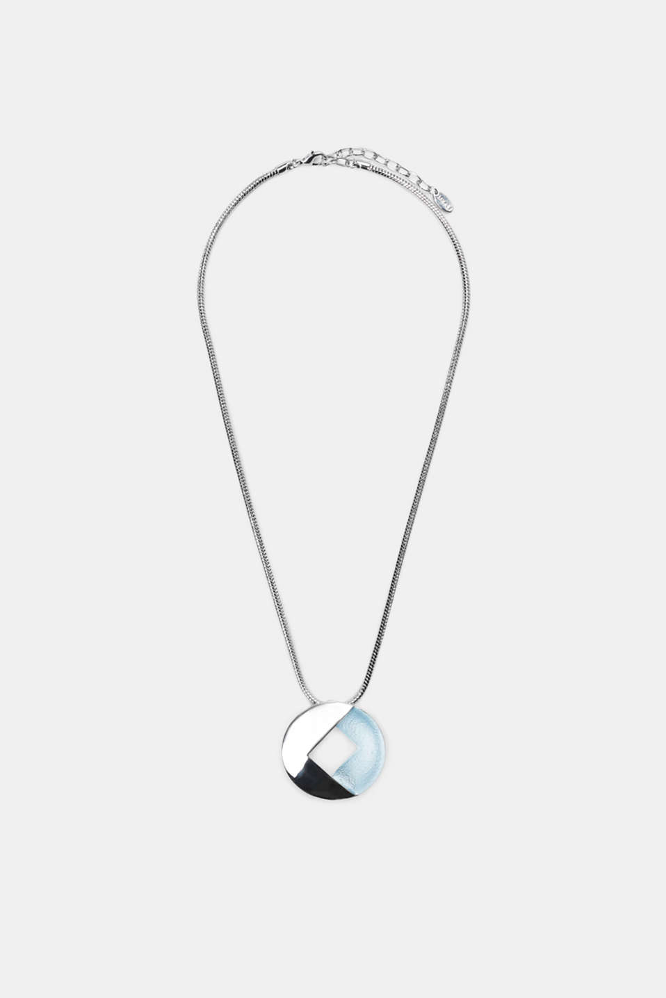 Esprit - Necklace with a three-dimensional pendant