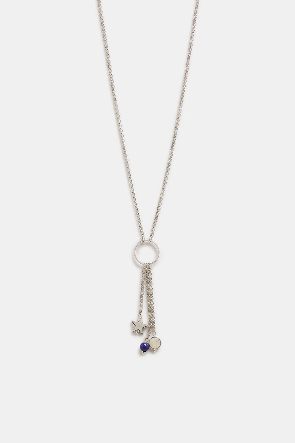 Esprit - Long necklace with pendants
