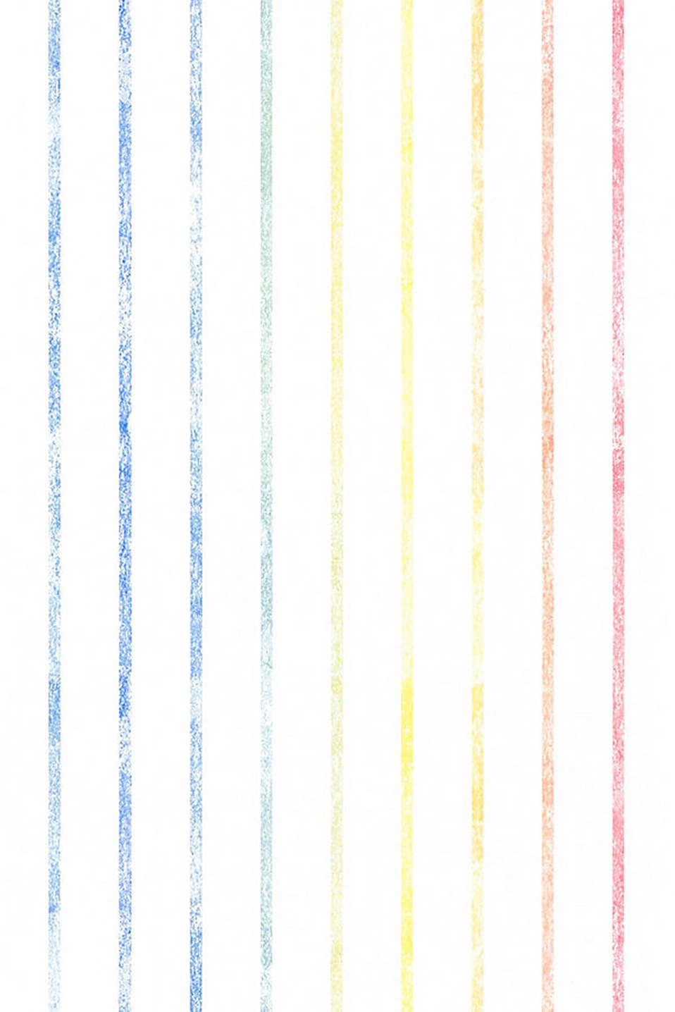 Wallpaper with colourful stripes, paper, one colour, detail image number 2