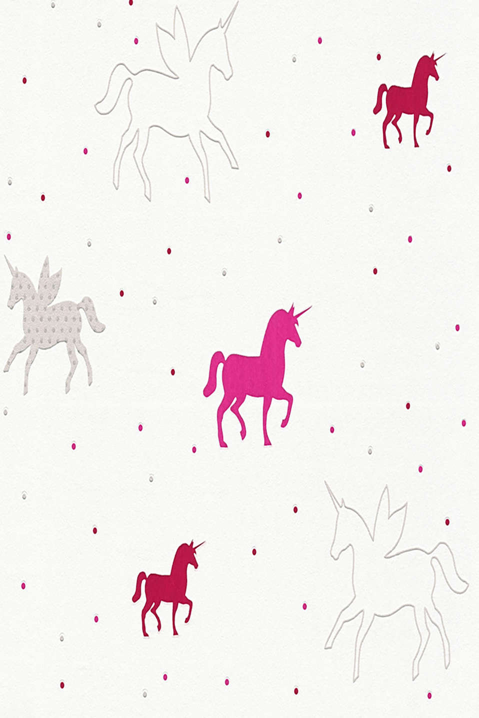 Wallpapers, one colour, detail image number 1
