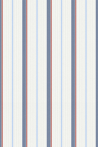 Striped vlies wallpaper