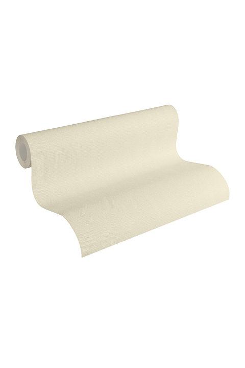 Plain vlie wallpaper + glittery texture