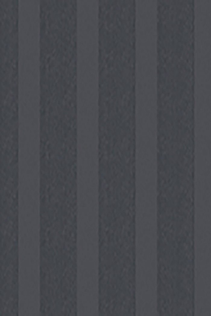 Glimmery striped vlies wallpaper
