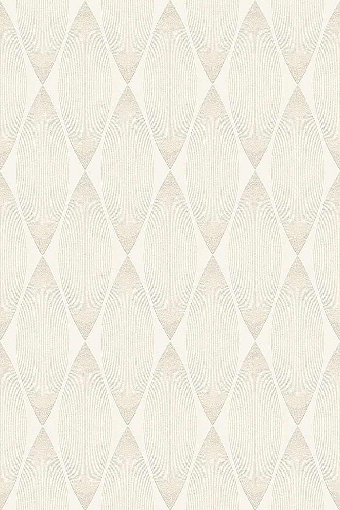 Shimmery pattern wallpaper, non-woven