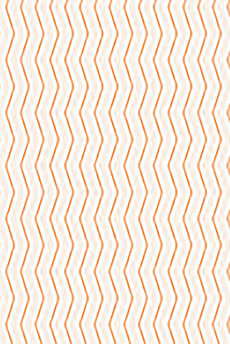 Zigzag wallpaper, one colour, detail image number 1