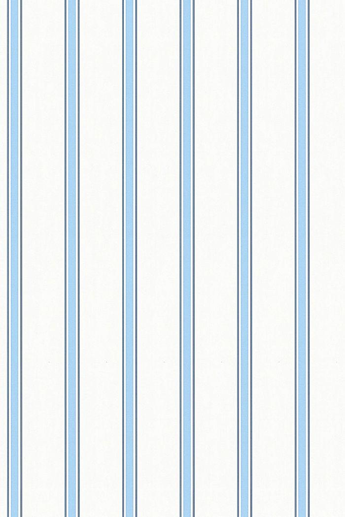 Nautical stripe vlies wallpaper, ONE COLOUR, detail image number 0