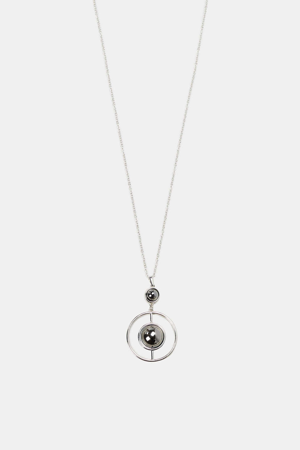Esprit - Necklace with round pendant