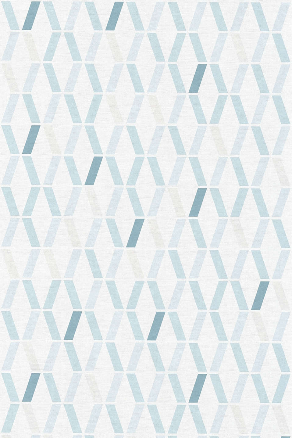 Non-woven wallpaper with a graphic pattern, one colour, detail image number 1