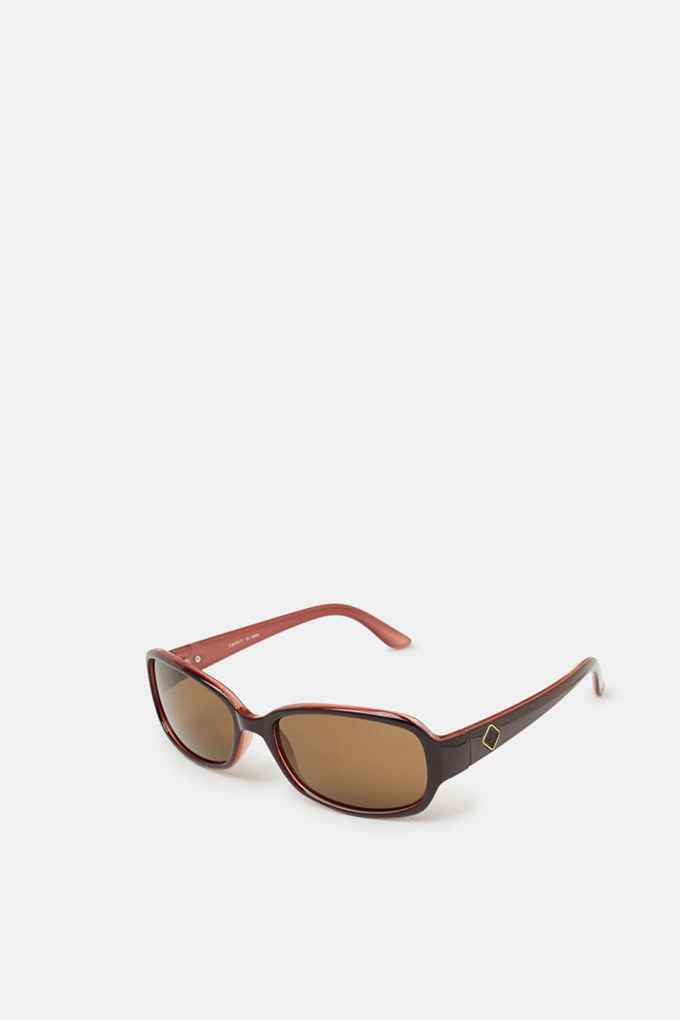 Esprit - Narrow sunglasses with decorative stone
