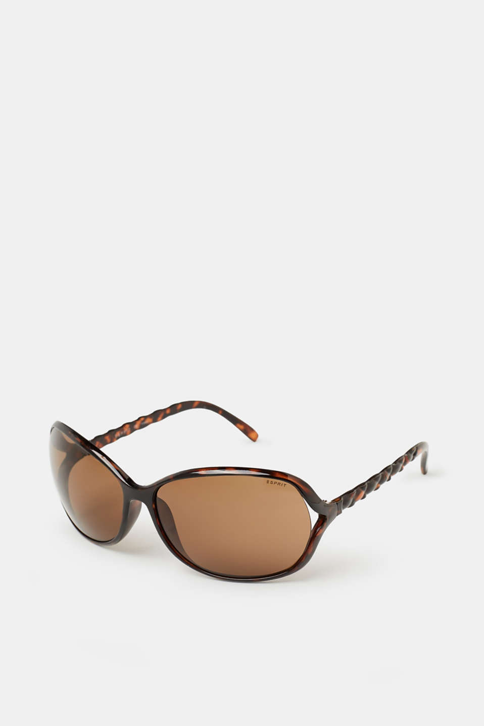 Esprit - Sunglasses with embellished temples