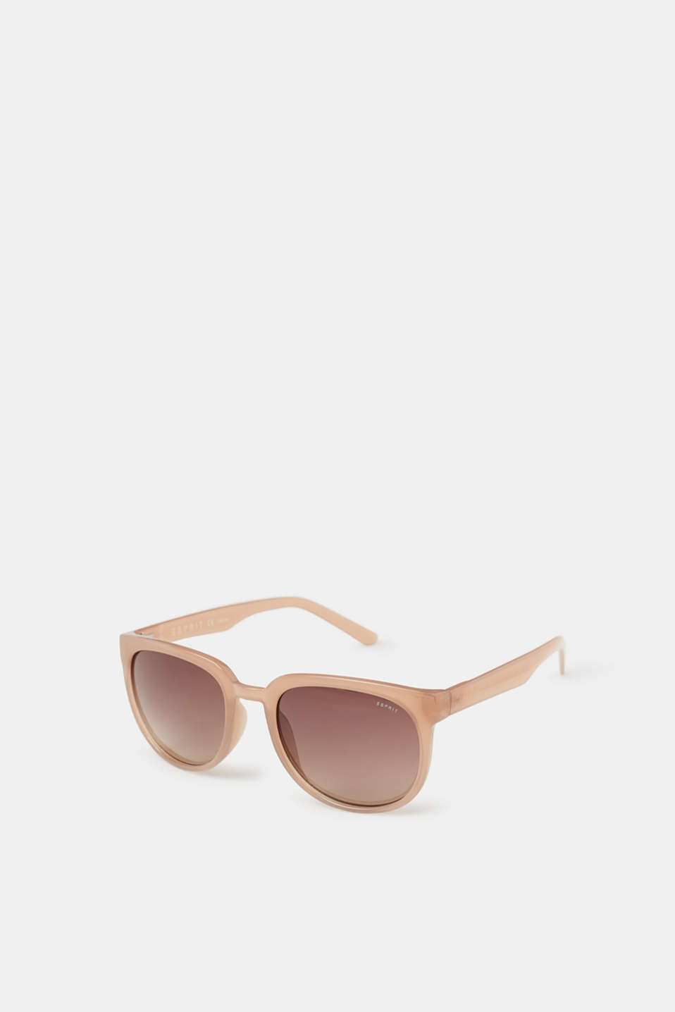 Your spring favourite: these sunglasses with a timeless shape and exciting trend colours.