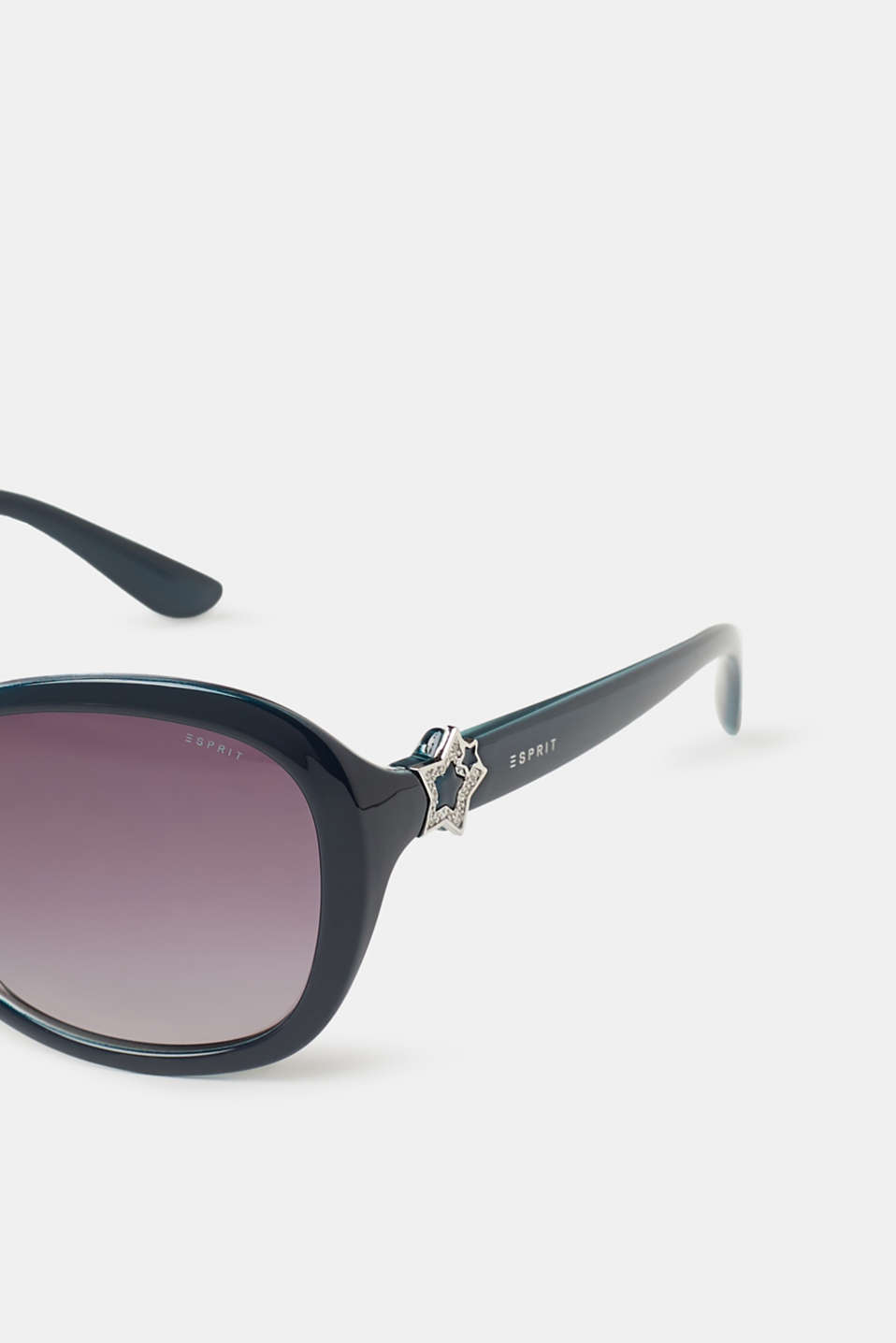 Sunglasses with star detail