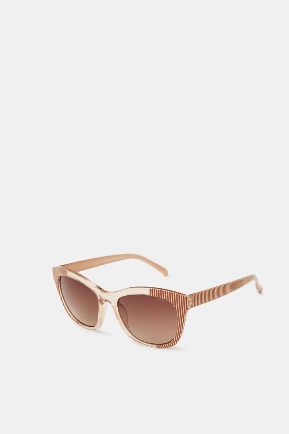 Esprit - Sunglasses with a striped pattern
