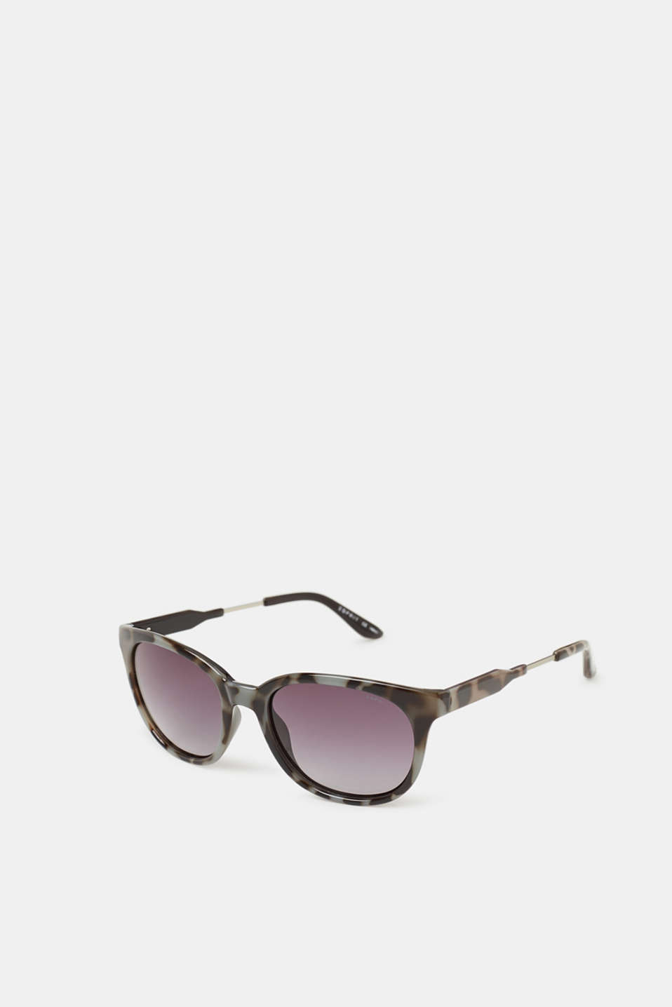 Esprit - Sunglasses in a marble look