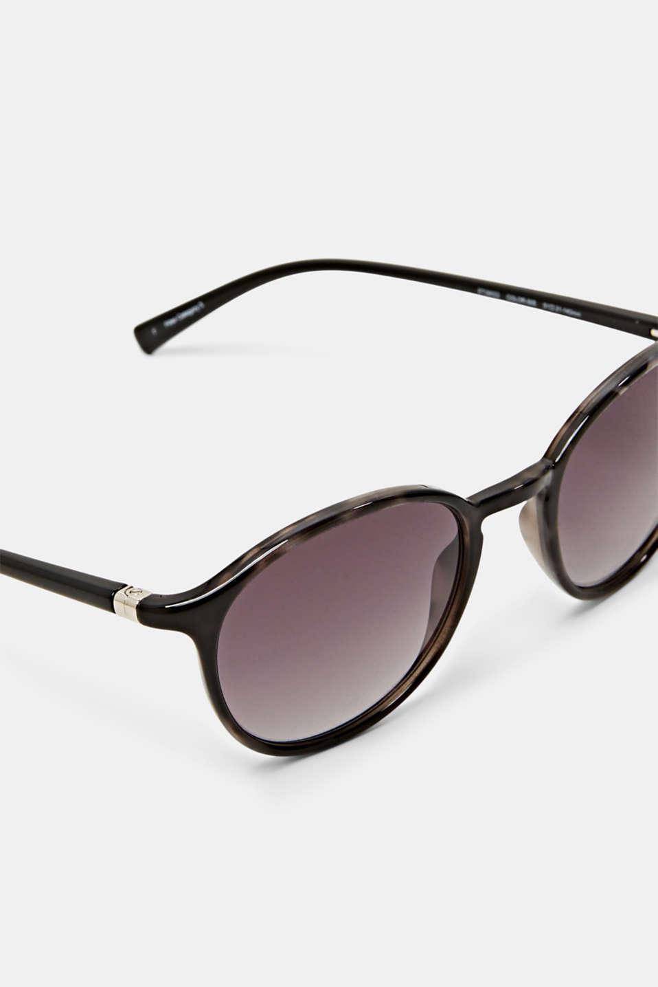 Unisex vintage sunglasses, GREY, detail image number 1