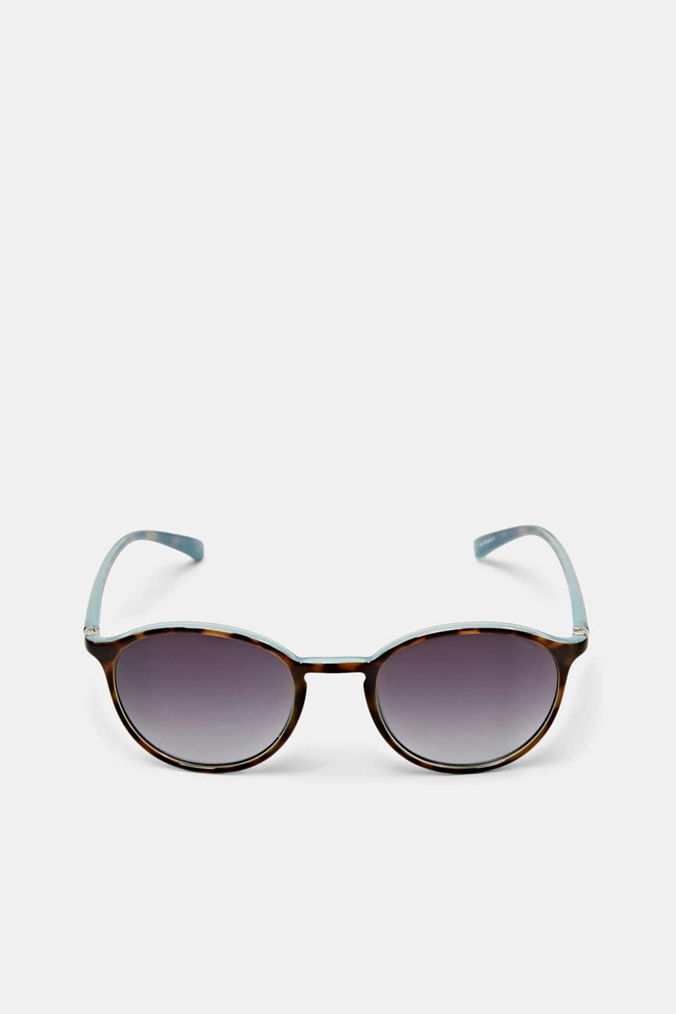 Unisex vintage sunglasses, DEMI BLUE, detail image number 0