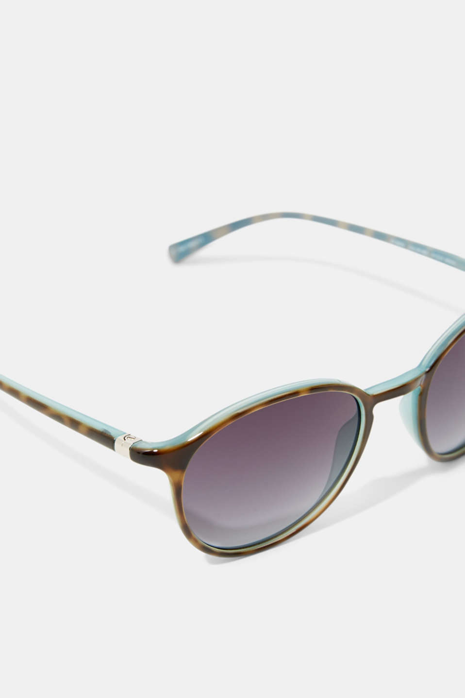 Unisex vintage sunglasses, DEMI BLUE, detail image number 1