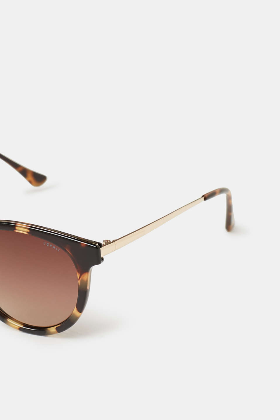 Material mix sunglasses