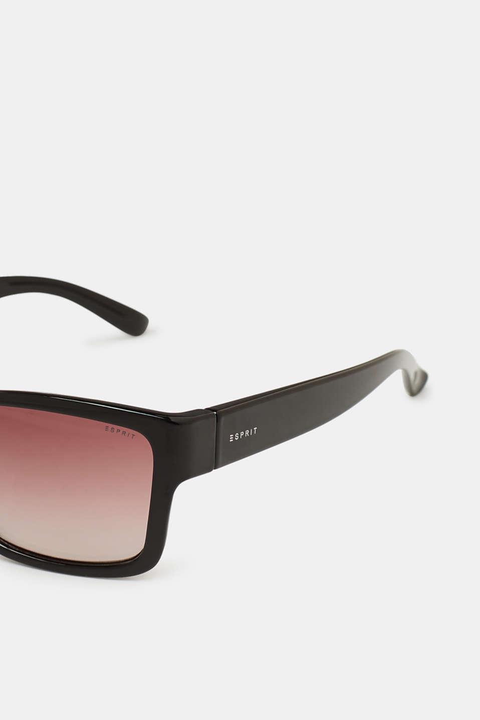 Timeless sunglasses for men, BLACK, detail image number 1