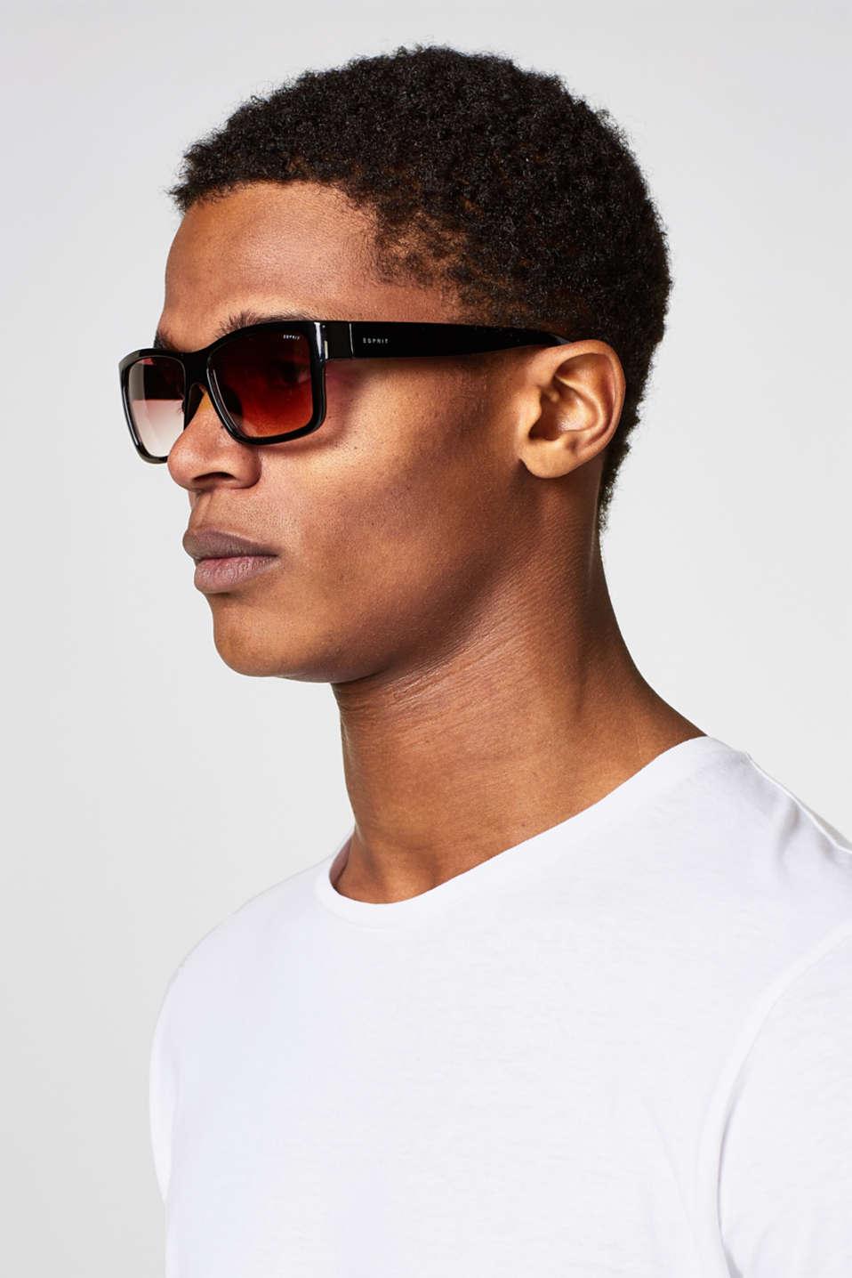 Timeless sunglasses for men, BLACK, detail image number 2