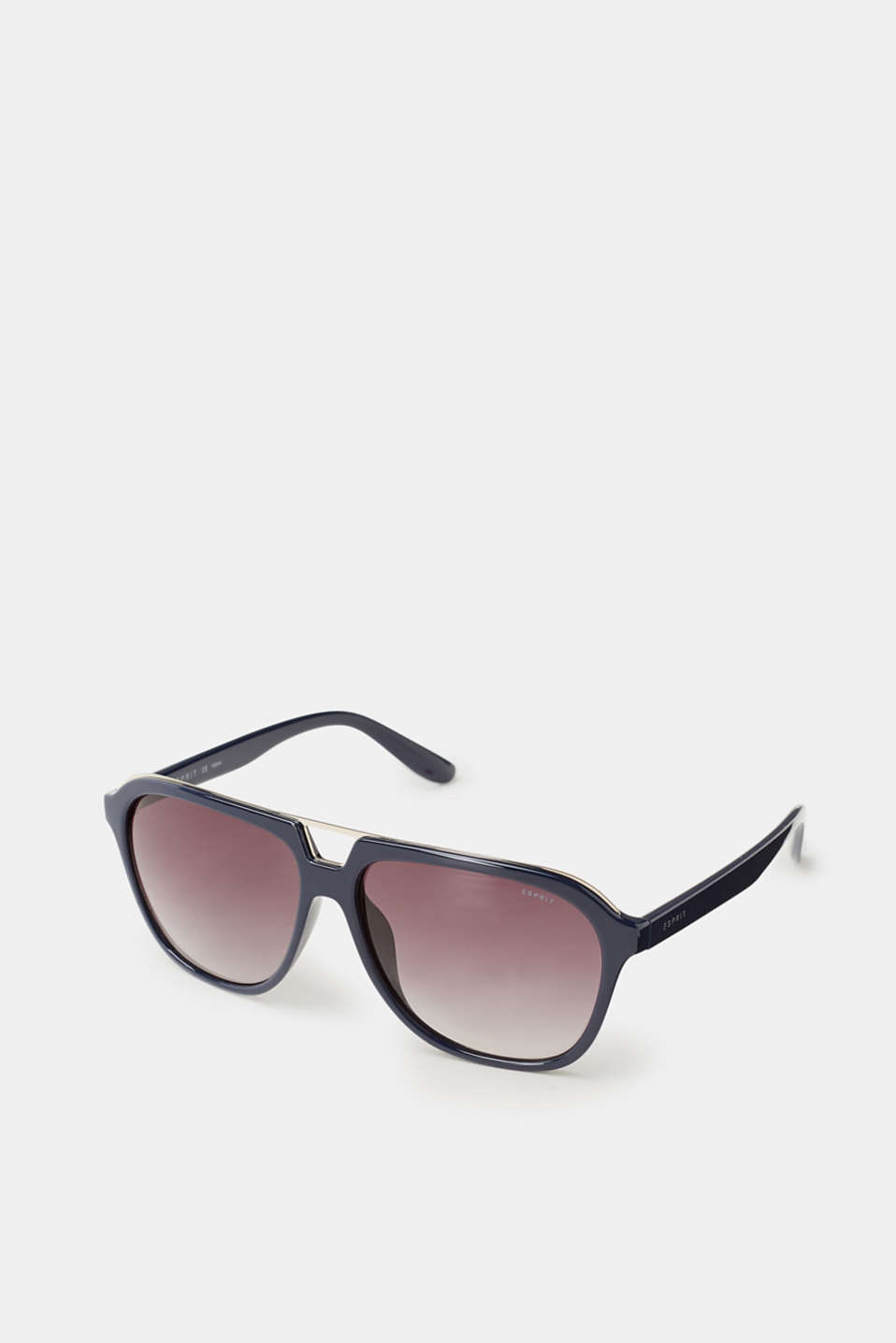 Esprit - Unisex sunglasses with metal detail