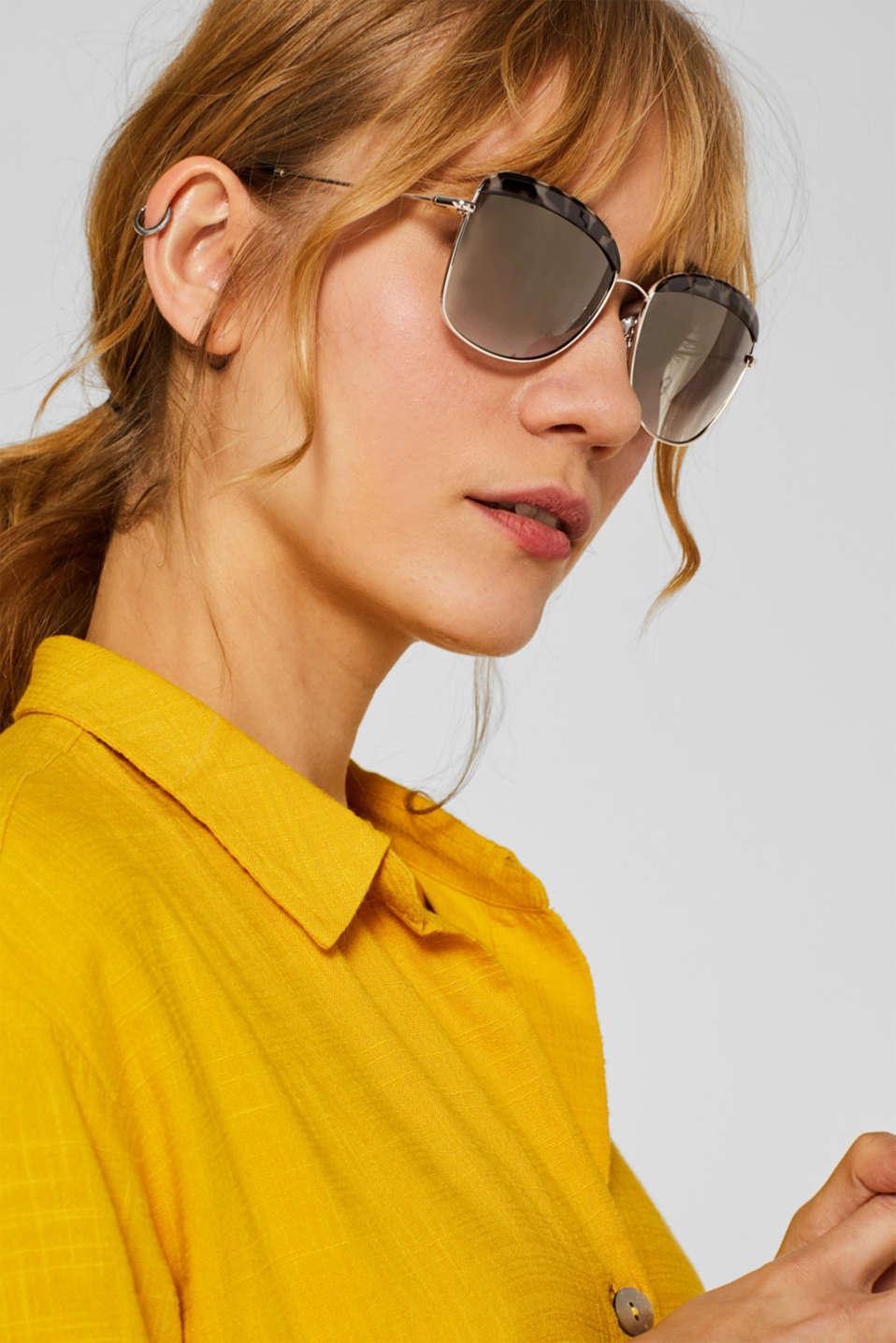 Sunglasses, HAVANNA, detail image number 2