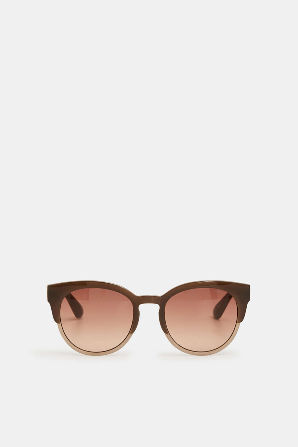 Sunglasses, BROWN, detail image number 1