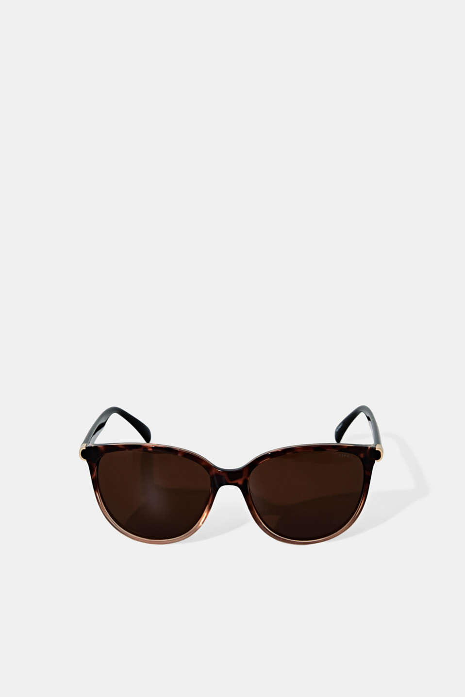 Sunglasses with polarised lenses, HAVANNA, detail image number 0