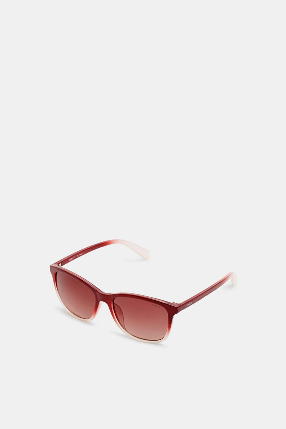 Sunglasses, RED, detail image number 1
