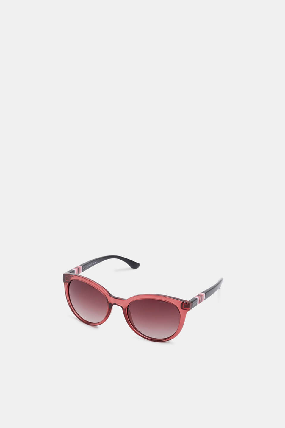 Esprit - Sunglasses with a striped detail