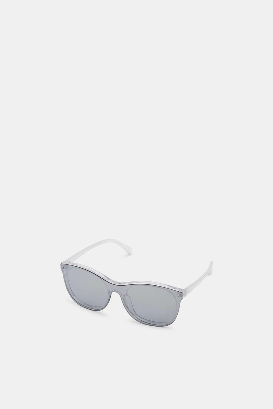 Sunglasses, GREY, detail image number 0