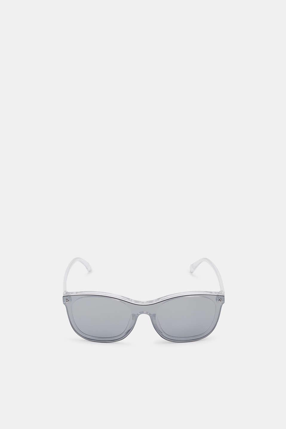 Sunglasses, GREY, detail image number 1