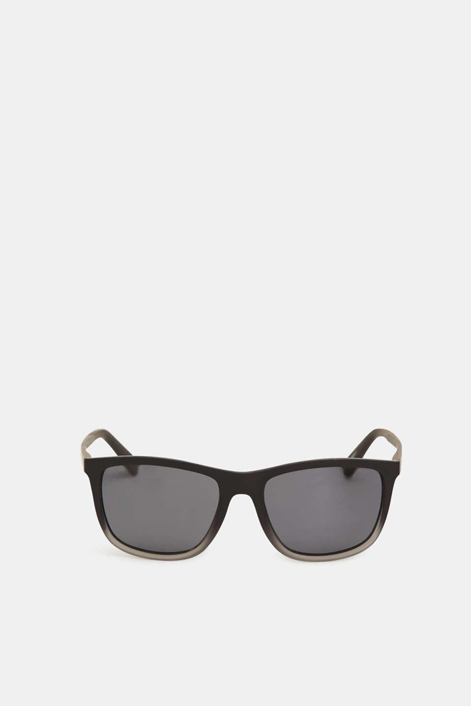 Sunglasses, BLACK, detail image number 1