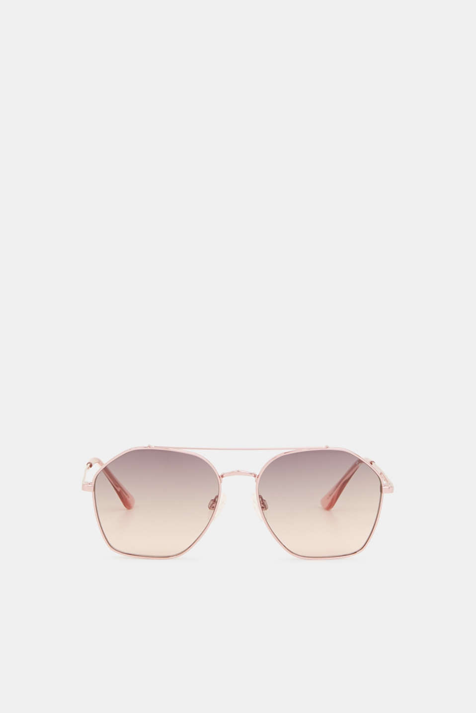 Sunglasses with metal frame, LCROSE, detail image number 0