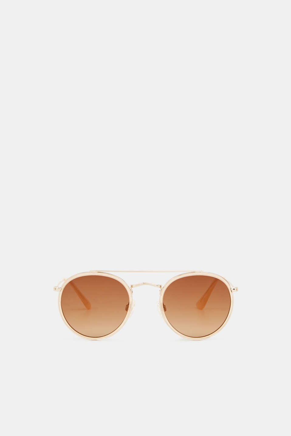 Esprit - Round sunglasses with a metal frame