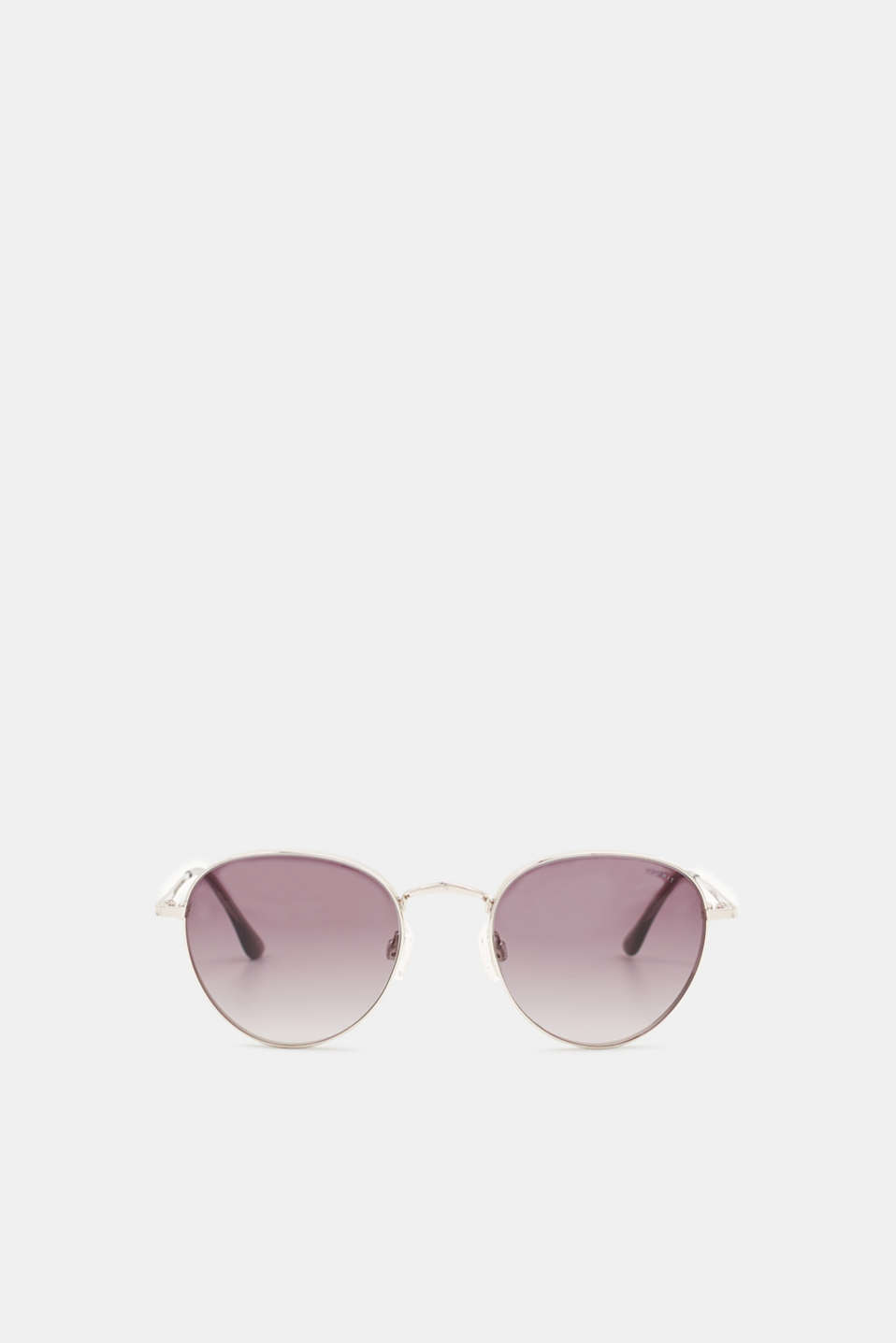 Sunglasses with mirrored lenses, LCGRAY, detail image number 0