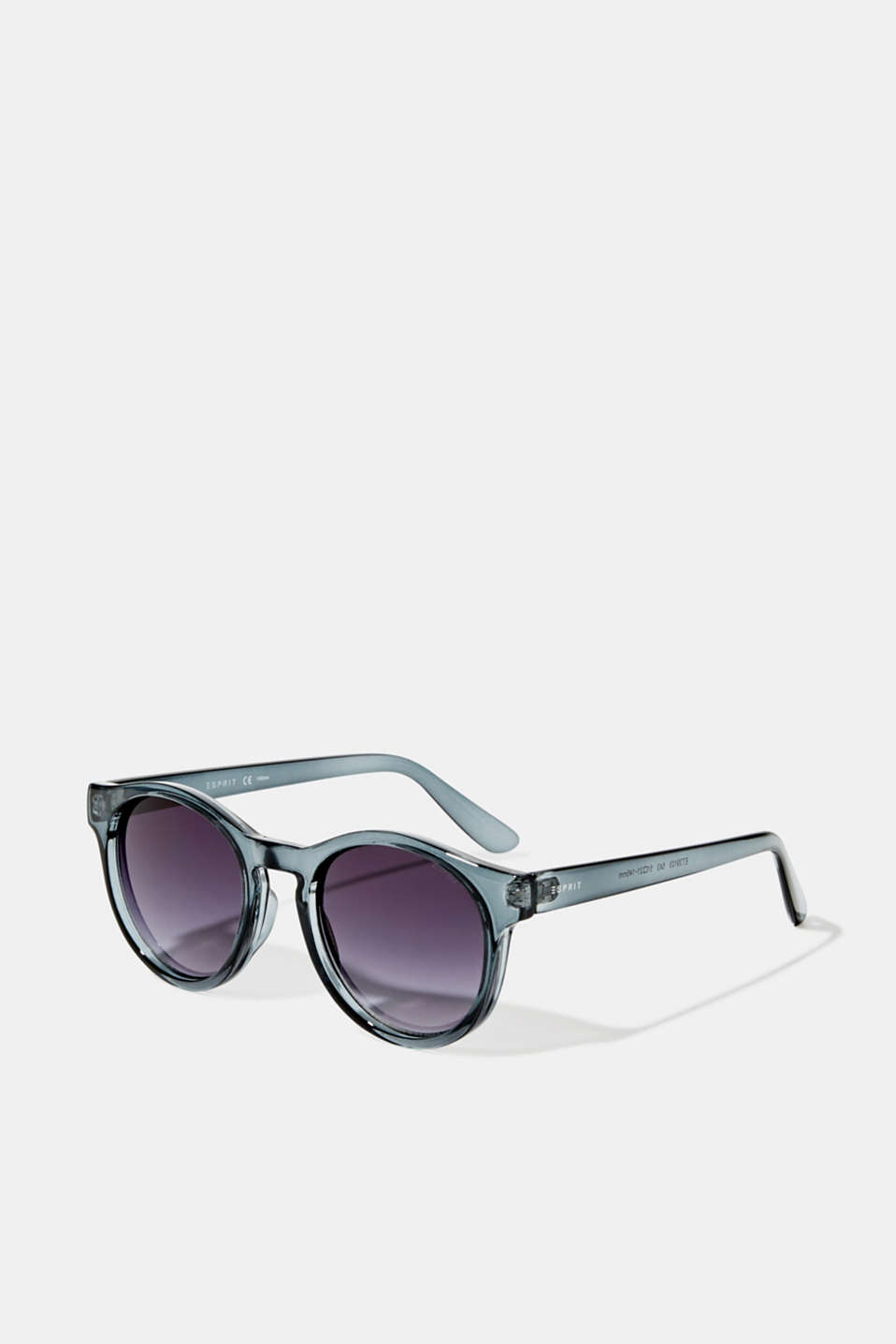 Sunglasses with round lenses, LCBLUE, detail image number 0