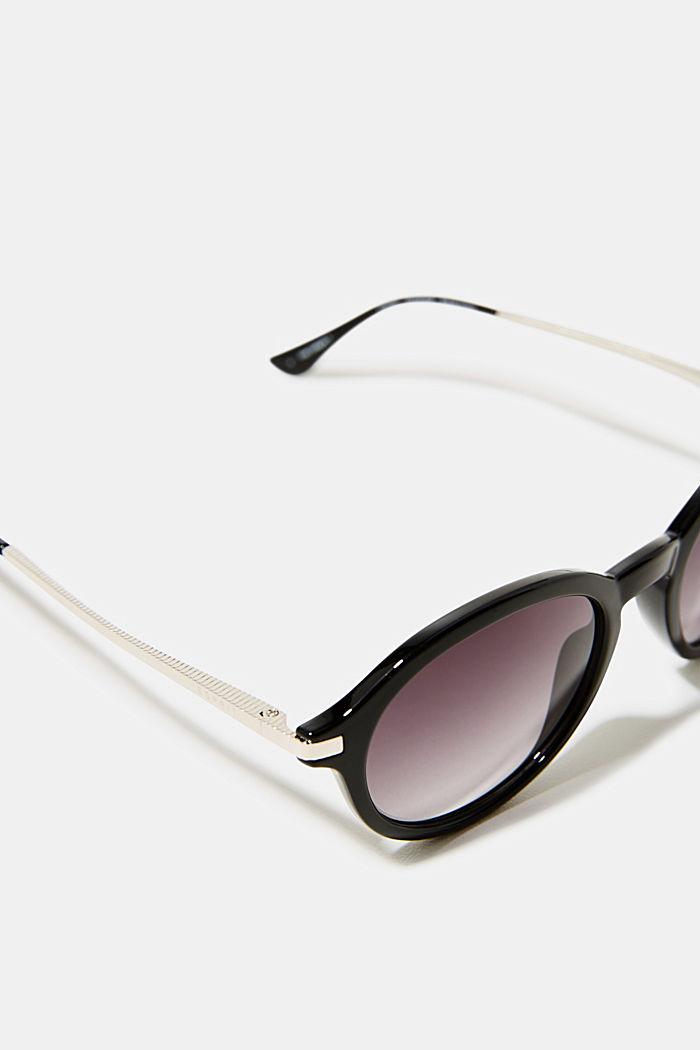 Graduated colour sunglasses, BLACK, detail image number 1