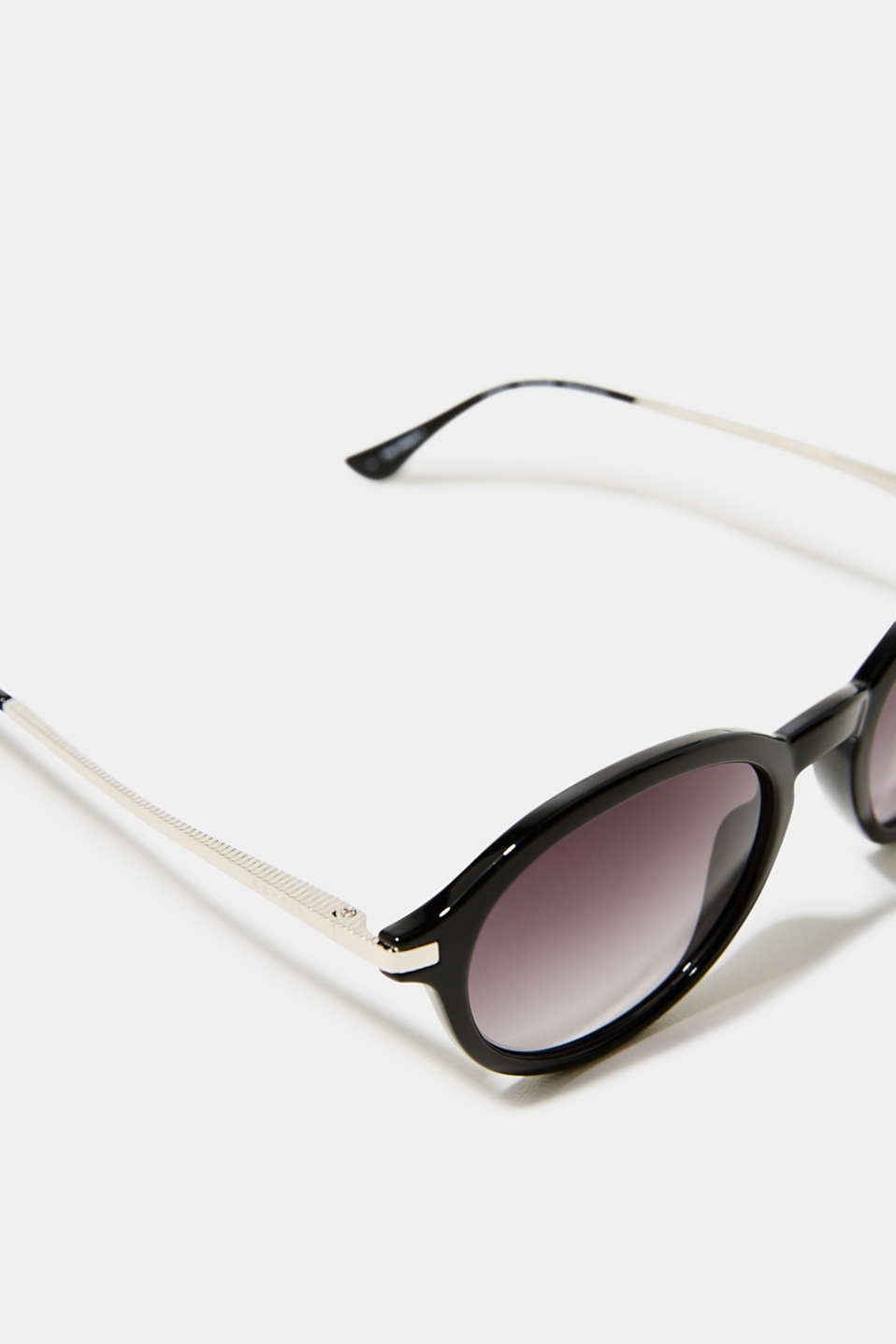 Graduated colour sunglasses, LCBLACK, detail image number 1