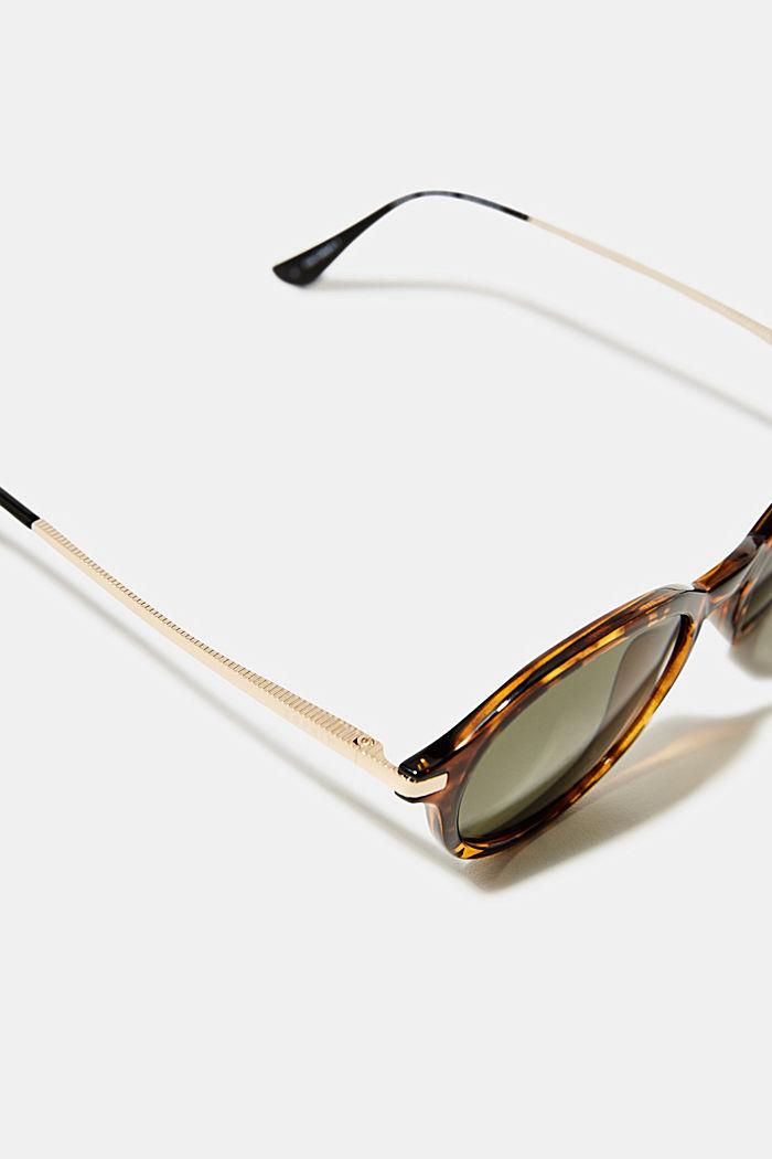 Sonnenbrille mit Farbverlauf, HAVANNA, detail image number 1