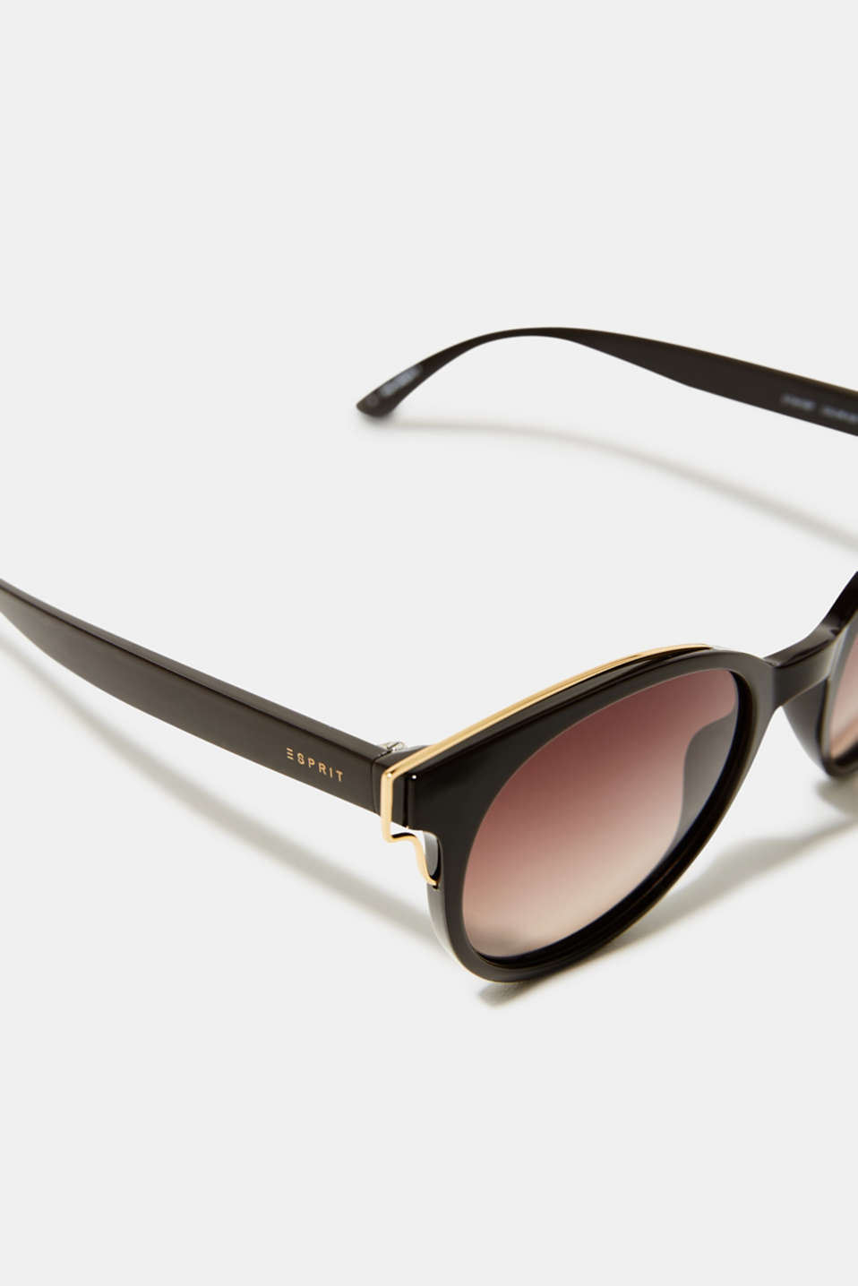 Sunglasses with polarised lenses, LCBROWN, detail image number 1