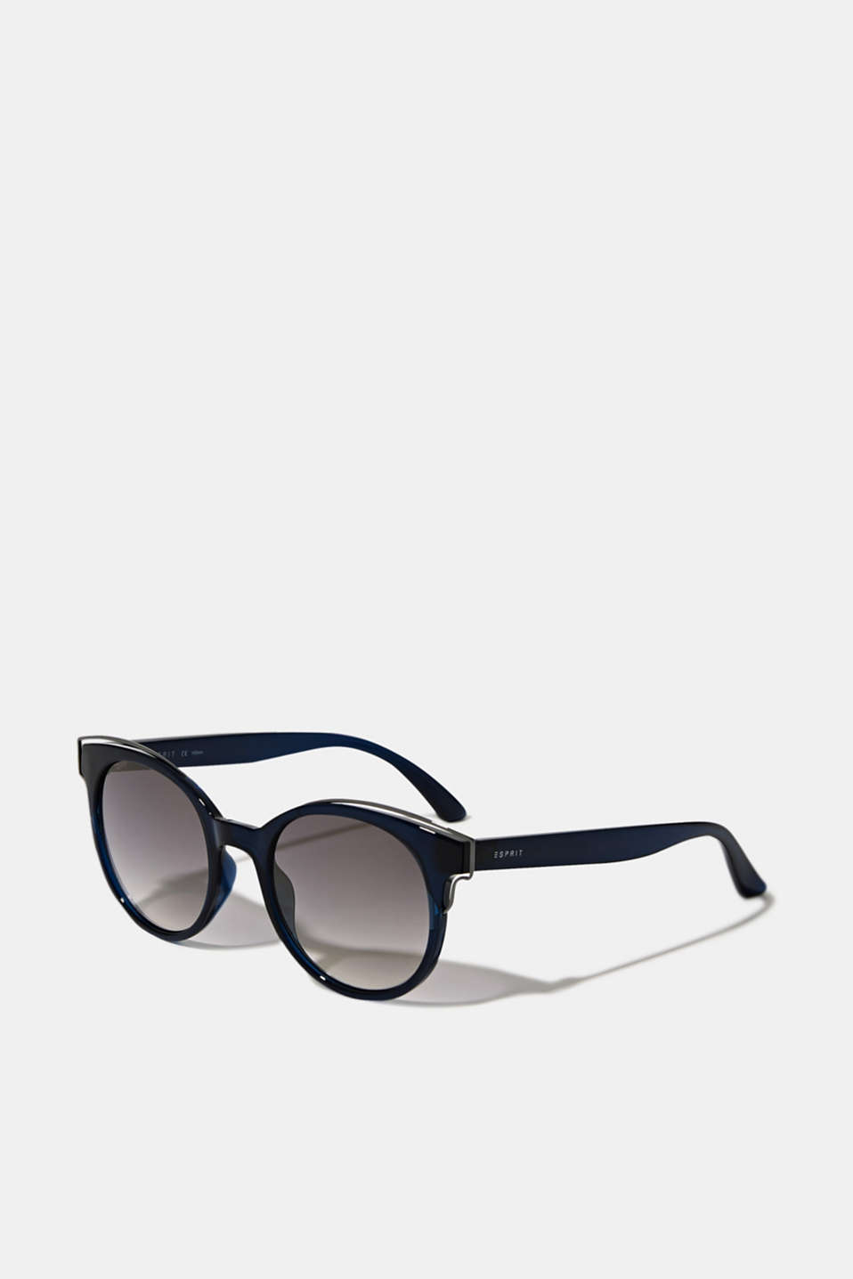Esprit - Sunglasses with metal accents
