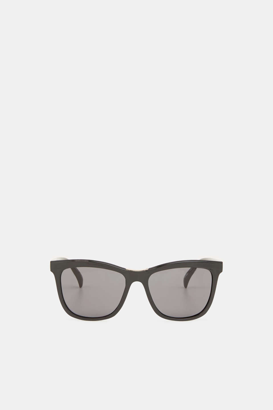 Sunglasses with a metal detail, LCBLACK, detail image number 0